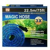 Magic Hose (X-Hose) Шланг для полива 22,5 метров + насадка-распылитель