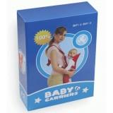 Babby Carriers Слинг-рюкзак (носитель) для ребенка