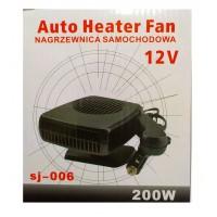 Обогреватель WM-202 SJ-006 200W Автодуйка Auto heater Fun