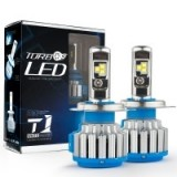 Автолампа Car Lamp Turbo LED T1 H7