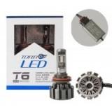 Автолампа Car Lamp Turbo LED T6 H4
