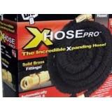 Xhose Pro (Икс-Хоз Про) Шланг для полива 37,5 метров + насадка-распылитель черный