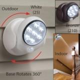 Light Angel Светодиодный беспроводной Led светильник с датчиком движения