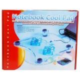 Notebook Cool Pad Подставка с 2 куллерами для охлаждения ноутбука