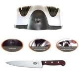 Lucky Home Electric Knife Sharpener Электрическая точилка для ножей электроножеточка