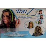 Hair Wavz (Хейр Вейвз) Спиральные бигуди для длинных волос 50 см 18 шт