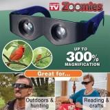 Zoomies Очки с увеличительным стеклом очки-бинокль