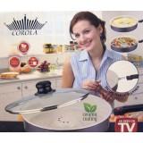 Dry Cooker (Драй кукер) Сковородка паровая керамическая