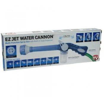 Ez Jet Water Cannon Водомет, распылитель воды, водяная пушка, насадка на шланг