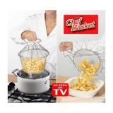 Magic Kitchen (Chef Basket) Складная решетка для приготовления