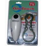 One Touch Can Opener (Ван Тач Опенер) Нож консервный автоматический