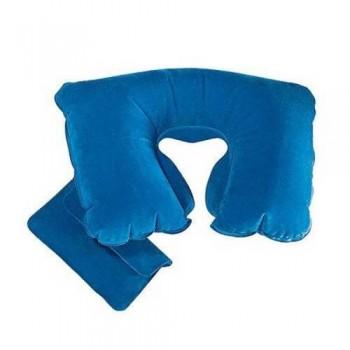 Inflatable Travel Neck Pillow Надувная дорожная подушка под шею