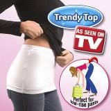 Trendy top (Тренди Тор) Пояс удлинитель невидимый 2 пояса в комплекте