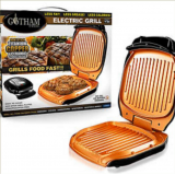 Гриль электрический Gotham Steel Electric Grill