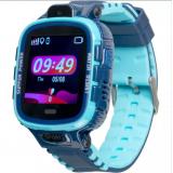 Детские умные часы с GPS трекером Е01