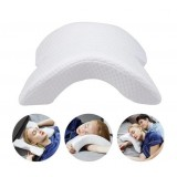 Подушка Тоннель для шеи из пены с эффектом памяти изогнутая (40)