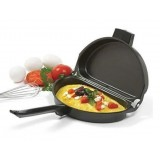 Двойная сковорода для омлета Folding Omelette Pan (32)