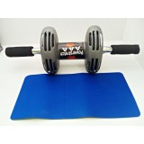 Тренажер - гимнастический ролик с возвратом Power Stretch Roller (12)