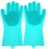 Перчатки для мытья Super Gloves в коробке (80)