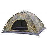 Палатка автоматическая 2-х местная Комуфляж (20)
