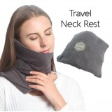 Подушка шарф для путешествий Travel pillow №12-94 (100)