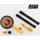 Вращающаяся щетка-насадка для шланга Water Blast Cleaner Roto Brush (10)