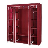 99150 Складной тканевый шкаф FH TOPY Storage Wardrobe 135х45х175см