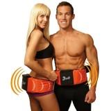 Вибрационный пояс для похудения + электростимуляция Gymform Dual Shaper Джим Форм Дуал Шейпер