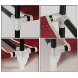 28109 Тканевой шкаф для одежды Clothes Rail With Protective Cover