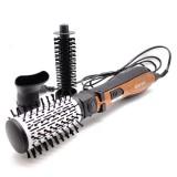Фен для волос Geemi GM4828 Стайлер для горячего воздуха roaty 3 в 1 керамический вращающийся (24)