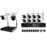 Набор видеонаблюдения 8kit (2)