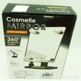 032 Cosmetie mirror 360 Rotation Angel с подсветкой для макияжа (24)