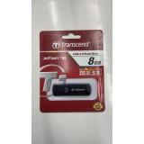 8 GB Флешка Transcend