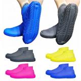 Бахилы силиконовые на обувь от воды и грязи S (200)