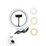 26см Кольцевая LED лампа Z1 (40)