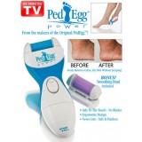Ped Egg Power Электрическая роликовая пилка для стоп и пяток Пед Эгг Пауэр