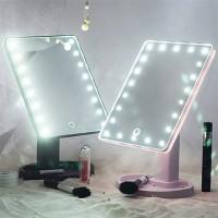 Magic Makeup Mirror 22 led Зеркало с LED подсветкой для макияжа Меджик Мейкап Мирроу