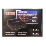 Сплиттер HDMI SWITH 4K 4в1