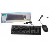 Клавиатура + мышь CMK-858 проводные