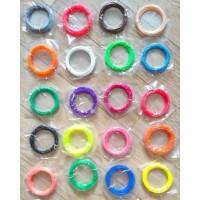 Пластик PLA для 3D ручки 20 цветов по 10 м W-103