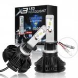 Автолампа Car Lamp Turbo LED X3 H3