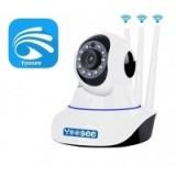 Камера видеонаблюдения IP Q5 YYR100-XF+ 3 ант. (yoosee)