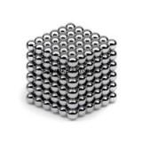 Конструктор магнитный Нео куб Neo Cube 4мм 216 шариков