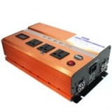 Преобразователь 1000W + зарядка (чистая синусоида)