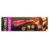 Утюжок для волос Kemei KM-6863