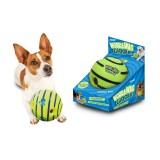 Wobble Wag Giggle игрушка мяч для собак Хихикающий мяч