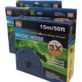 Xhose (Magic Hose) Шланг для полива 15 метров + насадка-распылитель