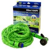 Magic hose (Xhose) Шланг для полива 30 метров + насадка-распылитель