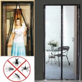 Magnetism Window Screen Самозакрывающиеся антимоскитные дверные сетки (шторы)