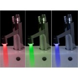 Led Faucet Light (Фасет Лайт) Светодиодная насадка для крана устройство для подсветки воды